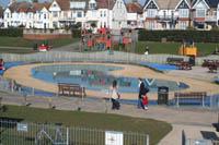 Kids In Brighton Swimming Paddling Pools